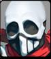 Skullomania in Fighting EX Layer