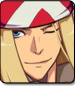 Axl in Guilty Gear Xrd Revelator