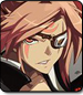 Baiken in Guilty Gear Xrd REV 2