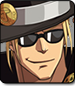Johnny in Guilty Gear Xrd Revelator