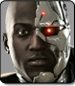 Cyborg in Injustice 2