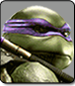 Donatello in Injustice 2