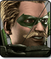 Green Arrow in Injustice 2