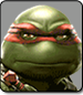 Raphael in Injustice 2