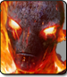 Cinder in Killer Instinct