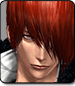 Iori in King of Fighters 14