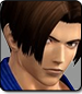 Kim in King of Fighters 14