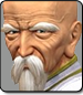 Tung Fu Rue in King of Fighters 14