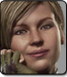 Cassie Cage in Mortal Kombat 11: Aftermath