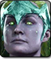 Cetrion in Mortal Kombat 11