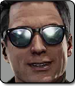 Johnny Cage in Mortal Kombat 11