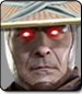 Raiden in Mortal Kombat 11