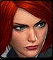 Black Widow in Marvel vs. Capcom: Infinite