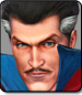 Dr. Strange in Marvel vs. Capcom: Infinite