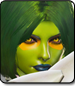 Gamora in Marvel vs. Capcom: Infinite