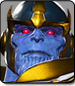 Thanos in Marvel vs. Capcom: Infinite