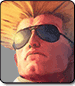 Guile in Street Fighter 5: Arcade Edition