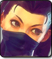 Ibuki in Street Fighter 5
