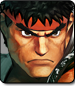 Ryu in Street Fighter 5: Arcade Edition