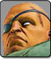 Sagat in Street Fighter 5: Arcade Edition