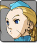 Cammy in Street Fighter Alpha 3