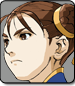 Chun-Li in Street Fighter Alpha 3