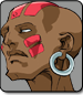Dhalsim in Street Fighter Alpha 3