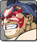 E. Honda in Street Fighter Alpha 3
