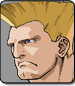 Guile in Street Fighter Alpha 3