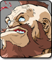 Zangief in Street Fighter Alpha 3