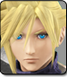 Cloud in Super Smash Bros. 4