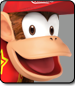 Diddy Kong in Super Smash Bros. 4