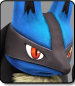 Lucario in Super Smash Bros. 4