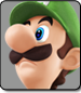 Luigi in Super Smash Bros. 4