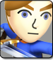 Mii Swordfighter in Super Smash Bros. 4