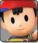 Ness in Super Smash Bros. 4