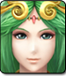 Palutena in Super Smash Bros. 4