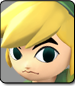 Toon Link in Super Smash Bros. 4