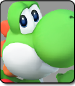 Yoshi in Super Smash Bros. 4