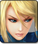 Zero Suit Samus in Super Smash Bros. 4
