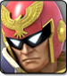 Captain Falcon in Super Smash Bros. Ultimate