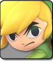 Toon Link in Super Smash Bros. Ultimate