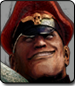 M. Bison in Ultra Street Fighter 4