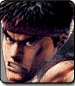 Ryu in Ultra Street Fighter 4