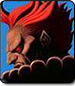 Akuma in Ultra Street Fighter 2