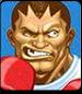 Balrog in Ultra Street Fighter 2