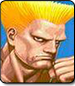 Guile in Ultra Street Fighter 2