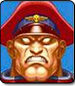 M. Bison in Ultra Street Fighter 2