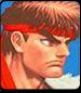 Ryu in Ultra Street Fighter 2