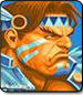 T. Hawk in Ultra Street Fighter 2
